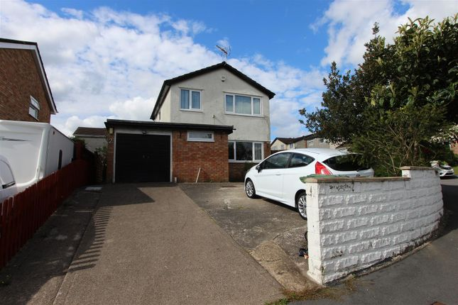 Thumbnail Detached house for sale in Maes-Y-Drudwen, Caerphilly