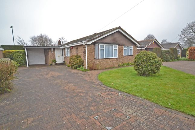 Thumbnail Detached bungalow for sale in Clarke Grove, Pinders Heath, Wakefield