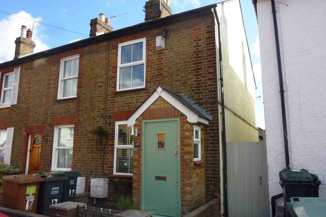 Thumbnail Terraced house to rent in Adrian Road, Abbots Langley