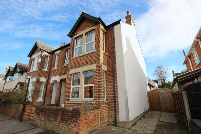 Thumbnail End terrace house to rent in Lime Walk, Headington, Oxford