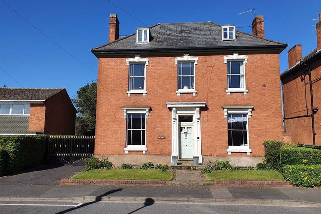 Thumbnail Detached house for sale in Comer Gardens, St Johns, Worcester