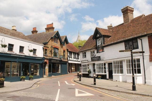 Thumbnail Property for sale in High Street, Edenbridge
