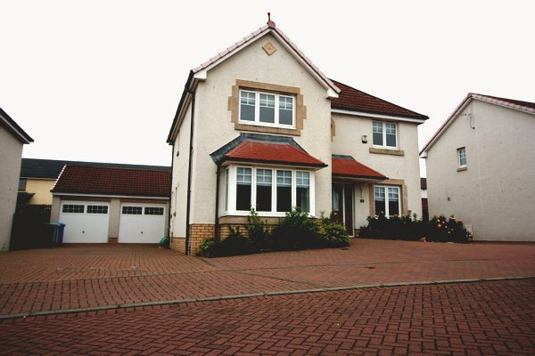 Thumbnail Detached house to rent in Mousa Park, Cambuslang, Glasgow