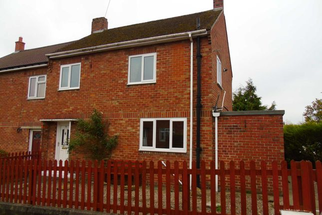 Thumbnail Semi-detached house for sale in Pinetree Gardens, Crook