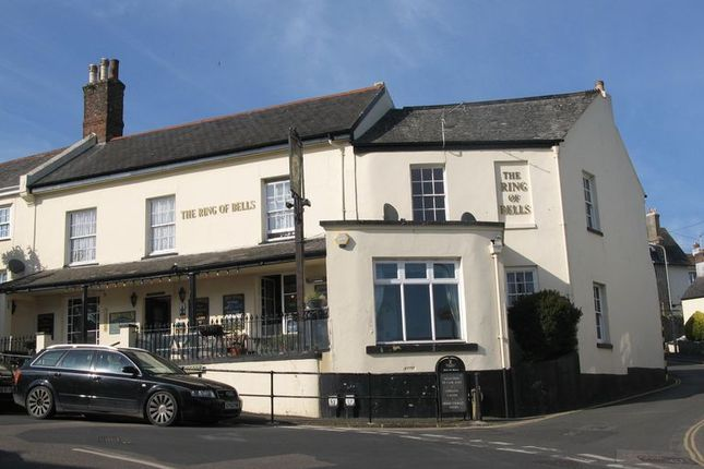 Thumbnail Pub/bar for sale in Fore Street, Bishopsteignton, Teignmouth