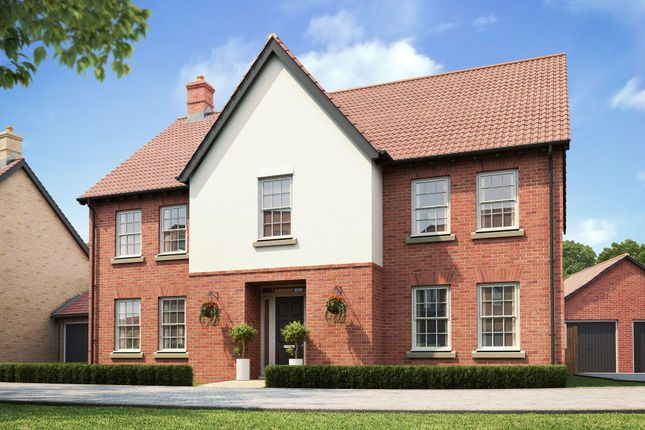 """Thumbnail Detached house for sale in """"Glidewell"""" at Caistor Lane, Poringland, Norwich"""
