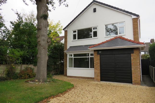 Detached house for sale in Shrewsbury Drive, Upton, Wirral