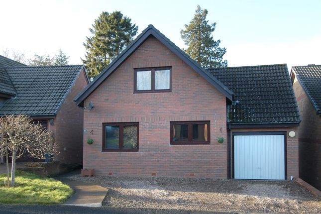 Thumbnail Detached house for sale in Haining Park, Selkirk