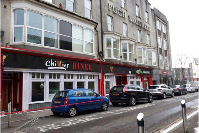 Thumbnail Retail premises to let in Unit 1, 17 - 21 Cowell Street, Llanelli, Carmarthenshire