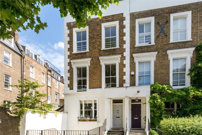 Thumbnail Terraced house for sale in Berkley Road, Primrose Hill, London