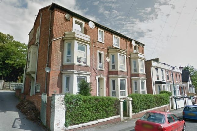 Studio to rent in Newstead Grove, The Arboretum, Nottingham NG1