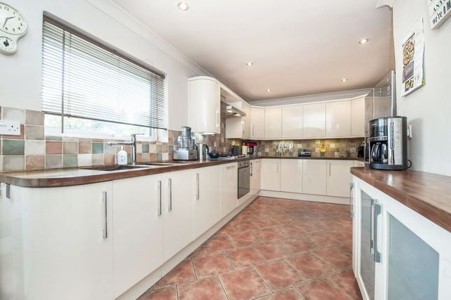 Thumbnail Detached house to rent in Derry Park, Minety, Malmesbury