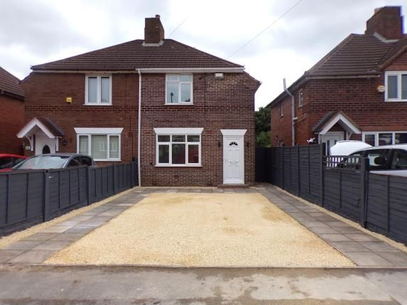 Thumbnail Semi-detached house for sale in Ogley Crescent, Brownhills, Walsall