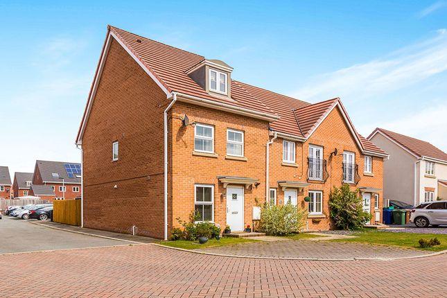 Thumbnail Semi Detached House For Sale In Farleigh Court Buckshaw Village Chorley