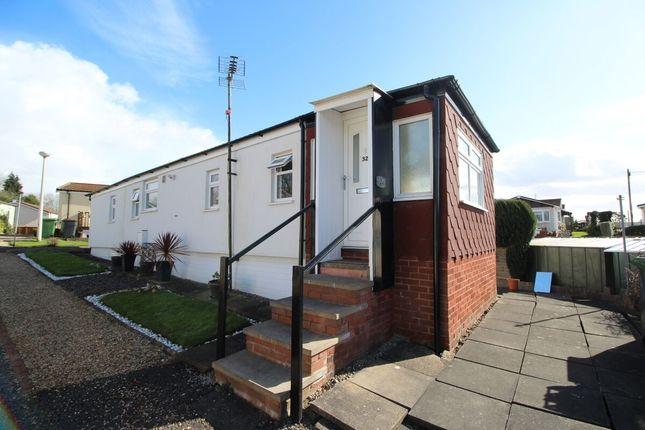 2 bed bungalow for sale in Mill Farm Park, Bulkington, Bedworth CV12