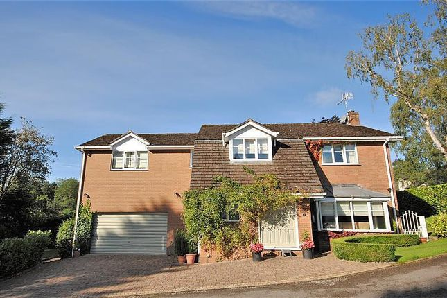 Thumbnail Detached house to rent in Castlegate, Prestbury, Macclesfield
