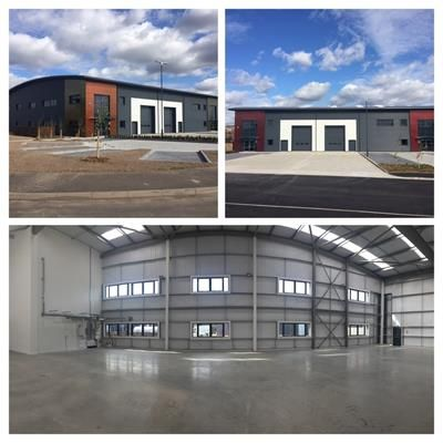 Thumbnail Business park to let in Loades Ecoparc, Blackhorse Road, Exhall, Coventry, Warwickshire