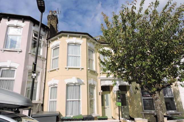 Thumbnail Terraced house to rent in Duckett Road, Haringey