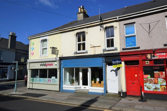 Thumbnail Flat for sale in Hyde Park Road, Plymouth, Devon