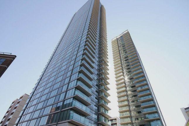 Thumbnail Flat to rent in Landmark, Marsh Wall, Canary Wharf
