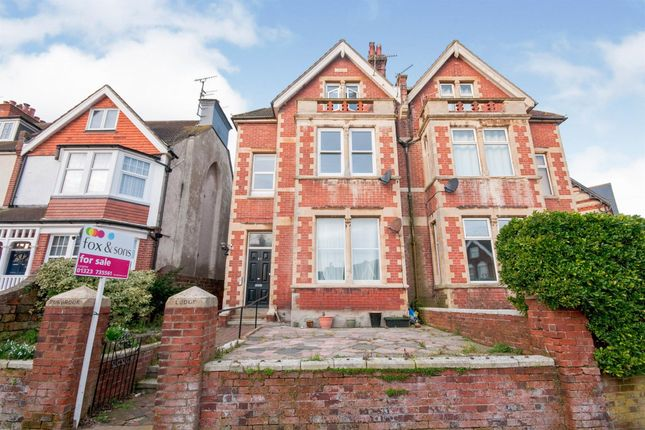1 bed flat for sale in Hurst Road, Eastbourne BN21