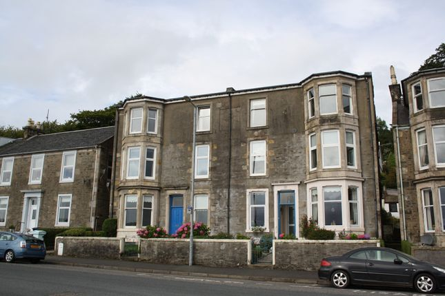 3 bed flat for sale in 6A Ardbeg Road, Isle Of Bute, Rothesay