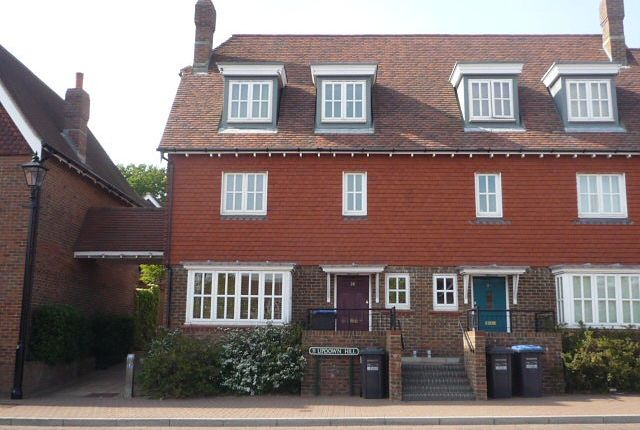 Thumbnail Semi-detached house to rent in Updown Hill, Haywards Heath