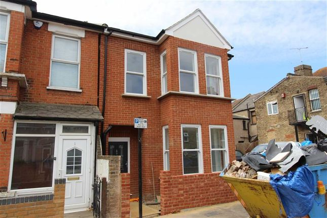 Thumbnail Flat for sale in Connaught Road, North Chingford, London