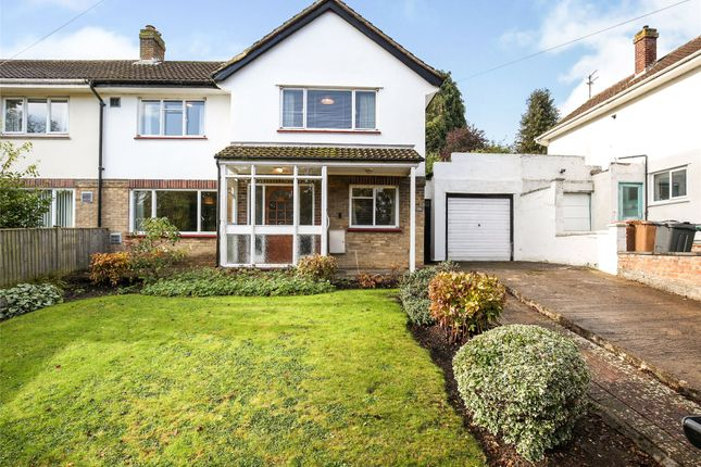 Thumbnail Semi-detached house for sale in Westminster Way, Oxford, Oxfordshire