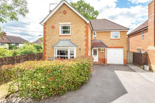 Thumbnail Detached house for sale in Milam Close, Arborfield