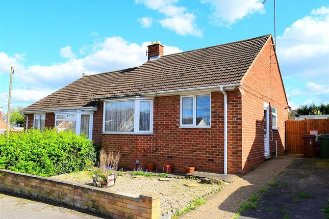 Thumbnail Semi-detached house for sale in James Road, Wellingborough