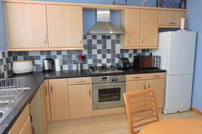 Thumbnail Flat to rent in Westburn Avenue, Inverurie, Aberdeenshire