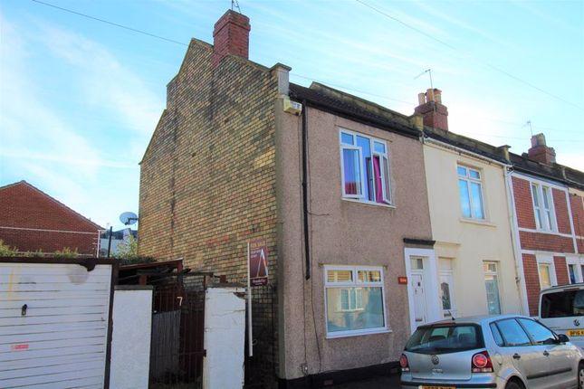 Thumbnail End terrace house for sale in Avonleigh Road, Bedminster, Bristol