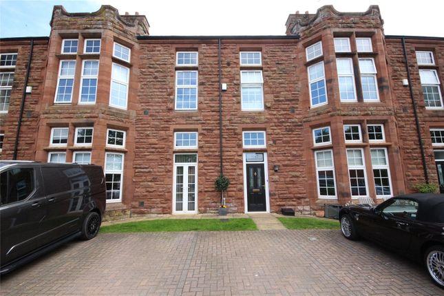 Front Elevation of 7 Twickenham Court, Carlisle, Cumbria CA1