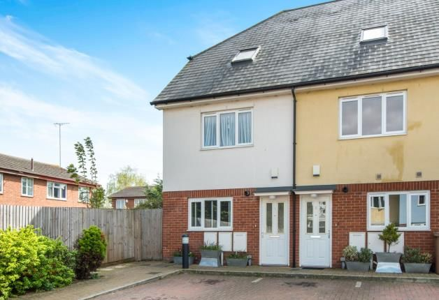 Thumbnail Property for sale in Keppel Close, Greenhithe High Street, Greenhithe, Kent