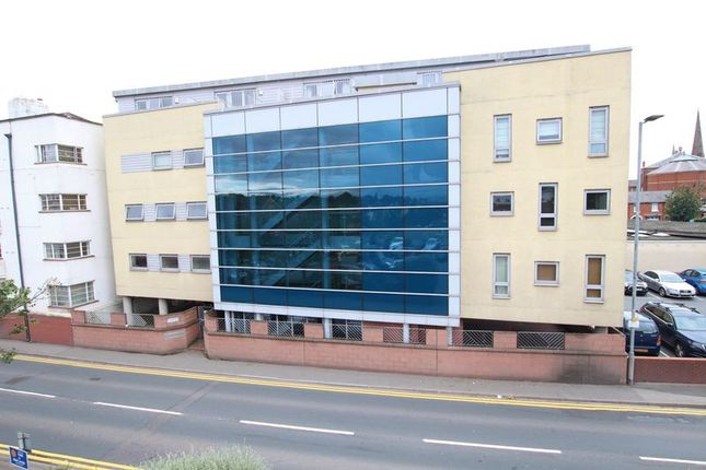Thumbnail Flat to rent in Gaol Street, Hereford