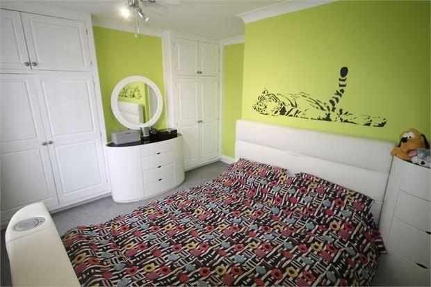 Bedroom One of Milton Street, Balderton, Newark, Nottinghamshire. NG24