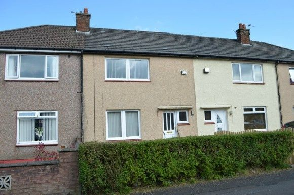 Thumbnail Terraced house to rent in Loanhead Avenue, Dennyloanhead, Bonnybridge