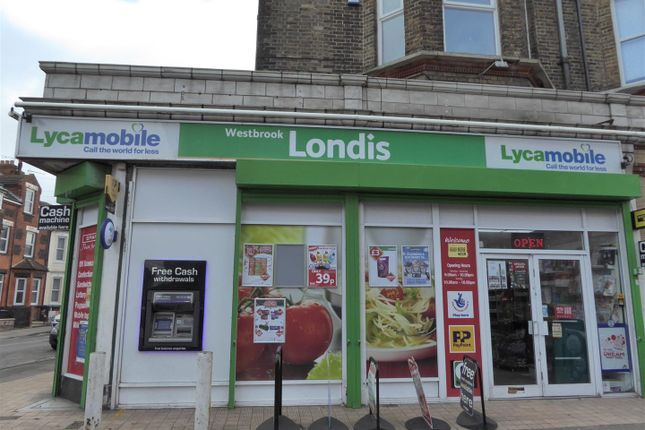 Thumbnail Retail premises for sale in Canterbury Road, Margate