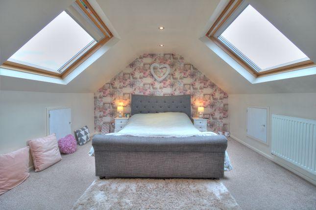 Master Bedroom of Wyresdale Crescent, Ribbleton, Preston PR2