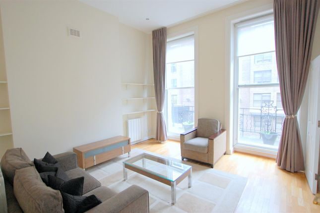 Thumbnail Flat to rent in Nottingham Place, London