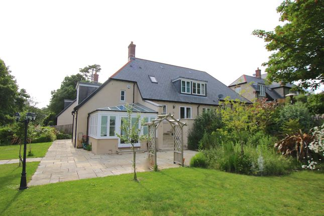 Thumbnail Detached house for sale in Bon Accord Road, Swanage