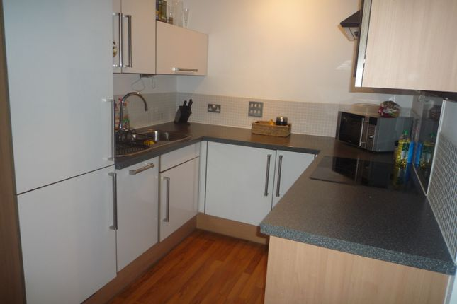 1 bed flat to rent in The Parkes Building, Beeston NG9