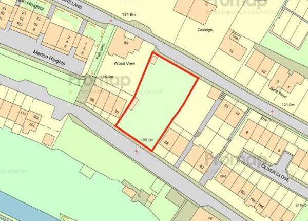 Thumbnail Land for sale in Industrial Road, Sowerby Bridge