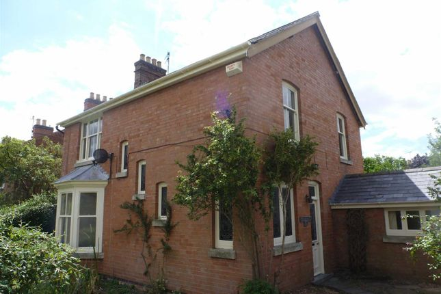 Thumbnail Detached house to rent in Shottery Village, Shottery, Stratford-Upon-Avon