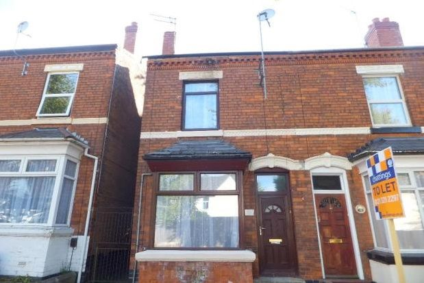 Thumbnail Property to rent in Johnson Road, Birmingham