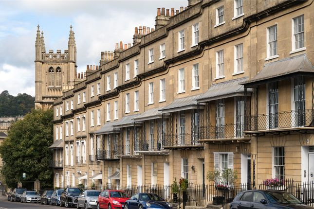 Thumbnail Terraced house for sale in Raby Place, Bathwick, Bath