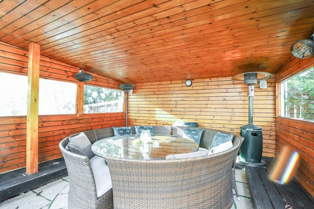 Patio of Silver Birch Drive, Baldovie, Broughty Ferry, Dundee DD5