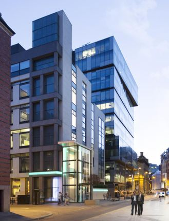 Office to let in New York Street, Manchester