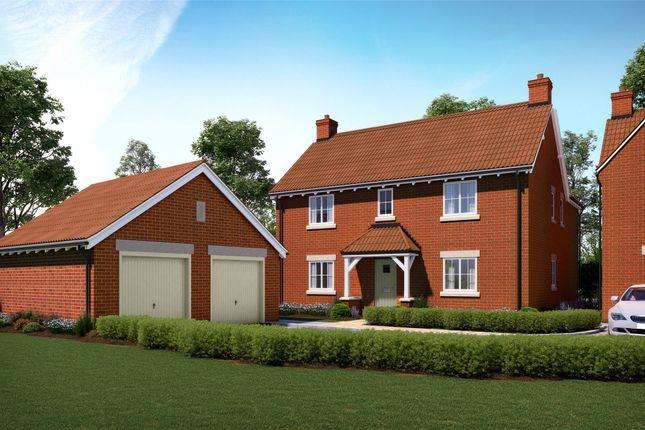Thumbnail Detached house for sale in Plot 8, Harford Place, Rangeworthy, Bristol